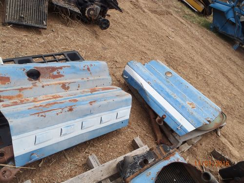 Ford Tractor Part 62