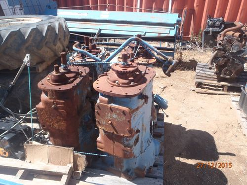 Ford Tractor Part 67