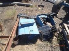 Ford Tractor Part 106