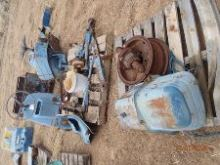 Ford Tractor Part 57