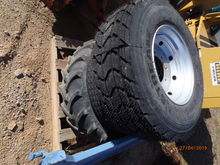 Large selection of Wheel & Tyres