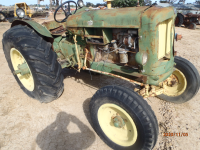 Nuffield M4 Petrol Tractor