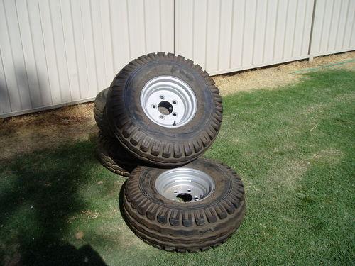 5 Stud Wheels