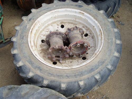Belarus Dual Wheels