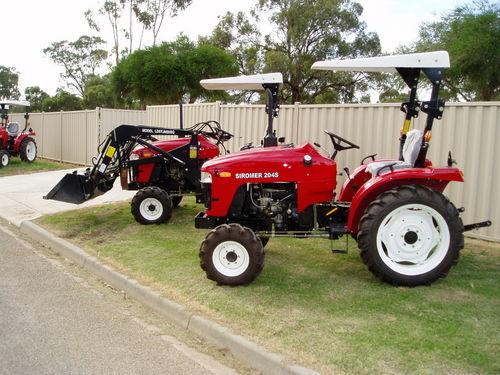 Ex demo tractors
