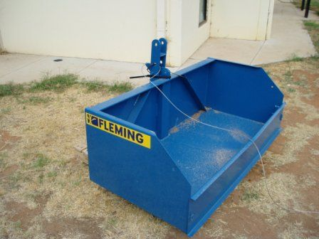 Fleming Transport Box   Standard Tipping Box