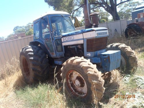 Ford Tractor Export 9