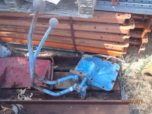 Ford Tractor Part 100