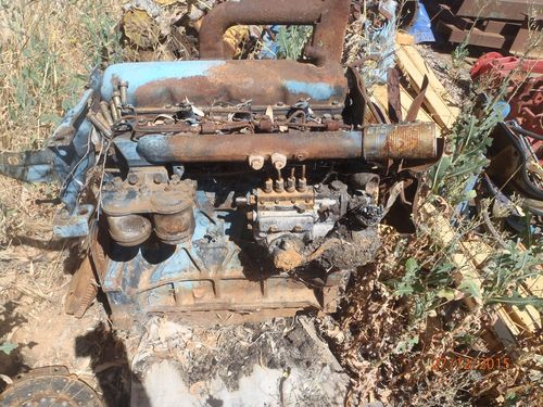 Ford Tractor Part 102