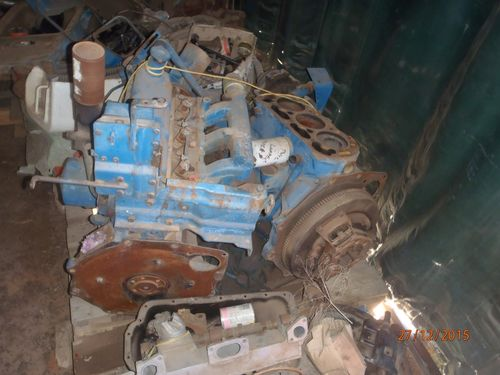 Ford Tractor Part 110