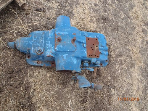 Ford Tractor Part 13