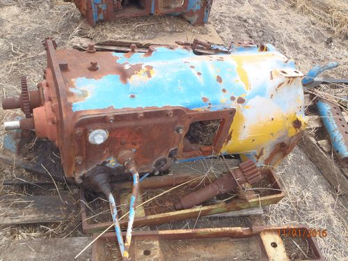 Ford Tractor Part 14
