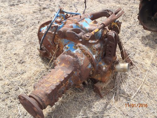 Ford Tractor Part 19