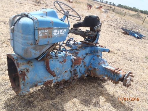 Ford Tractor Part 20