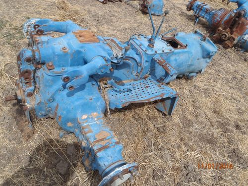 Ford Tractor Part 21