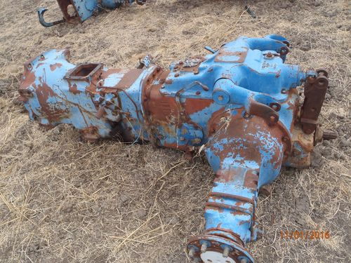 Ford Tractor Part 23