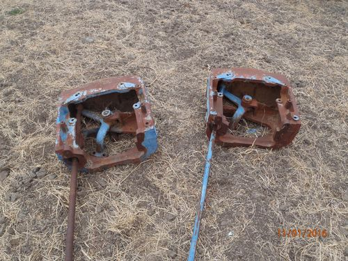 Ford Tractor Part 25