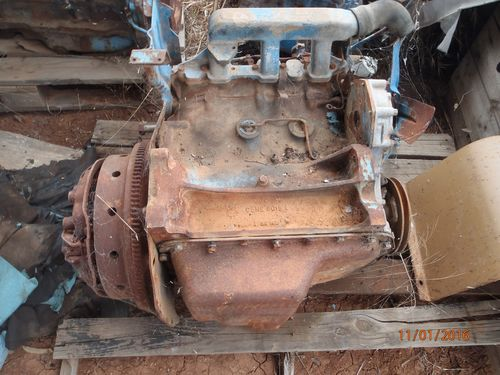 Ford Tractor Part 30