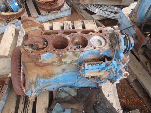 Ford Tractor Part 32