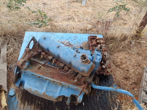 Ford Tractor Part 43