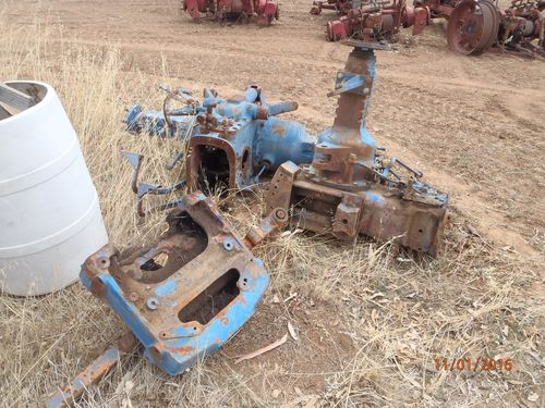 Ford Tractor Part 46