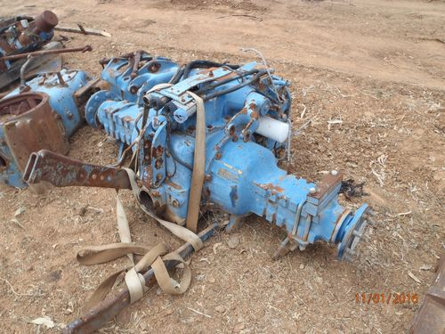 Ford Tractor Part 48