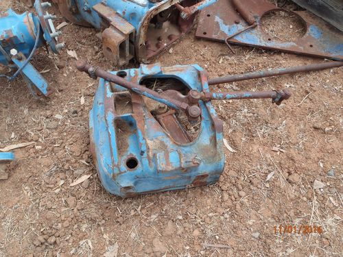Ford Tractor Part 49