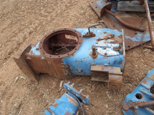 Ford Tractor Part 50
