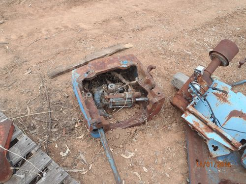 Ford Tractor Part 52