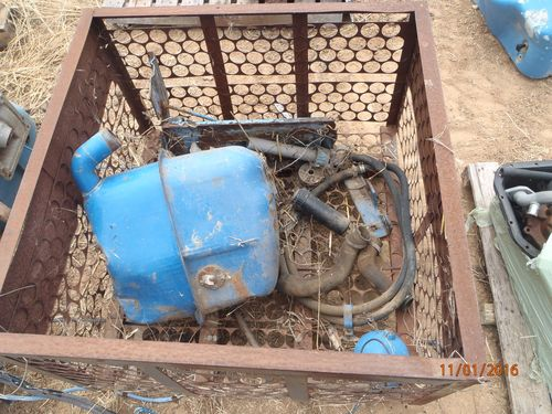 Ford Tractor Part 55