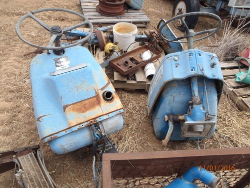 Ford Tractor Part 56