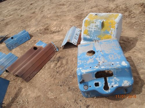 Ford Tractor Part 58
