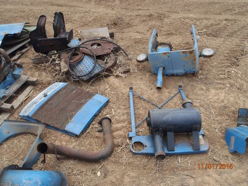 Ford Tractor Part 61