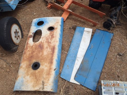 Ford Tractor Part 63