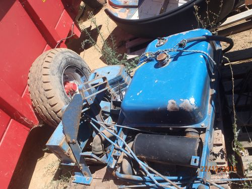 Ford Tractor Part 71