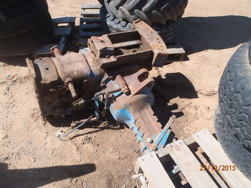 Ford Tractor Part 74