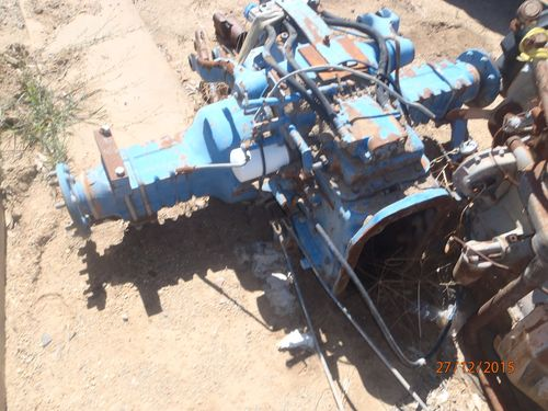 Ford Tractor Part 75
