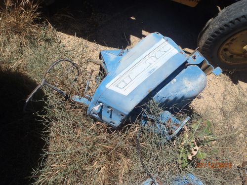 Ford Tractor Part 78