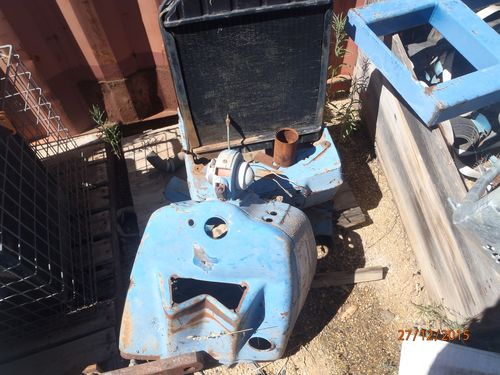Ford Tractor Part 81