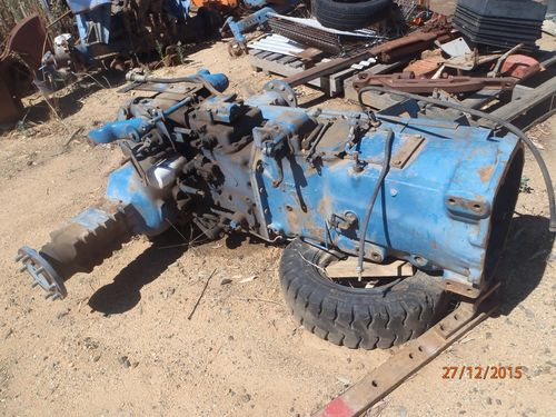 Ford Tractor Part 91