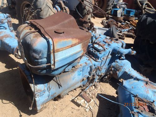 Ford Tractor Part 92