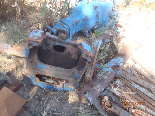 Ford Tractor Part 98