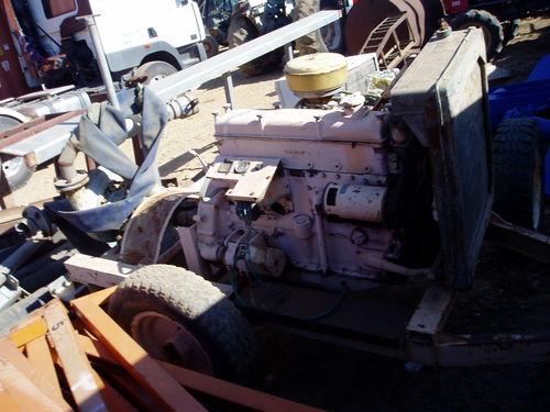 Leyland Water Pump