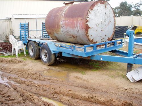 Metal Fuel Tanks