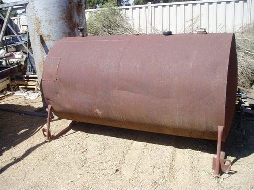 Water + Fuel tanks