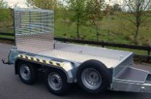 Nugent small plant Trailer