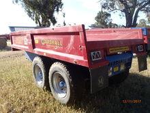 12 Tonne Dump Truck