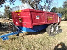 16 Tonne Dump Truck