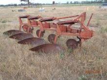 4 F Moulboard Plough