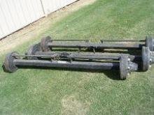 6 Ton  Axles